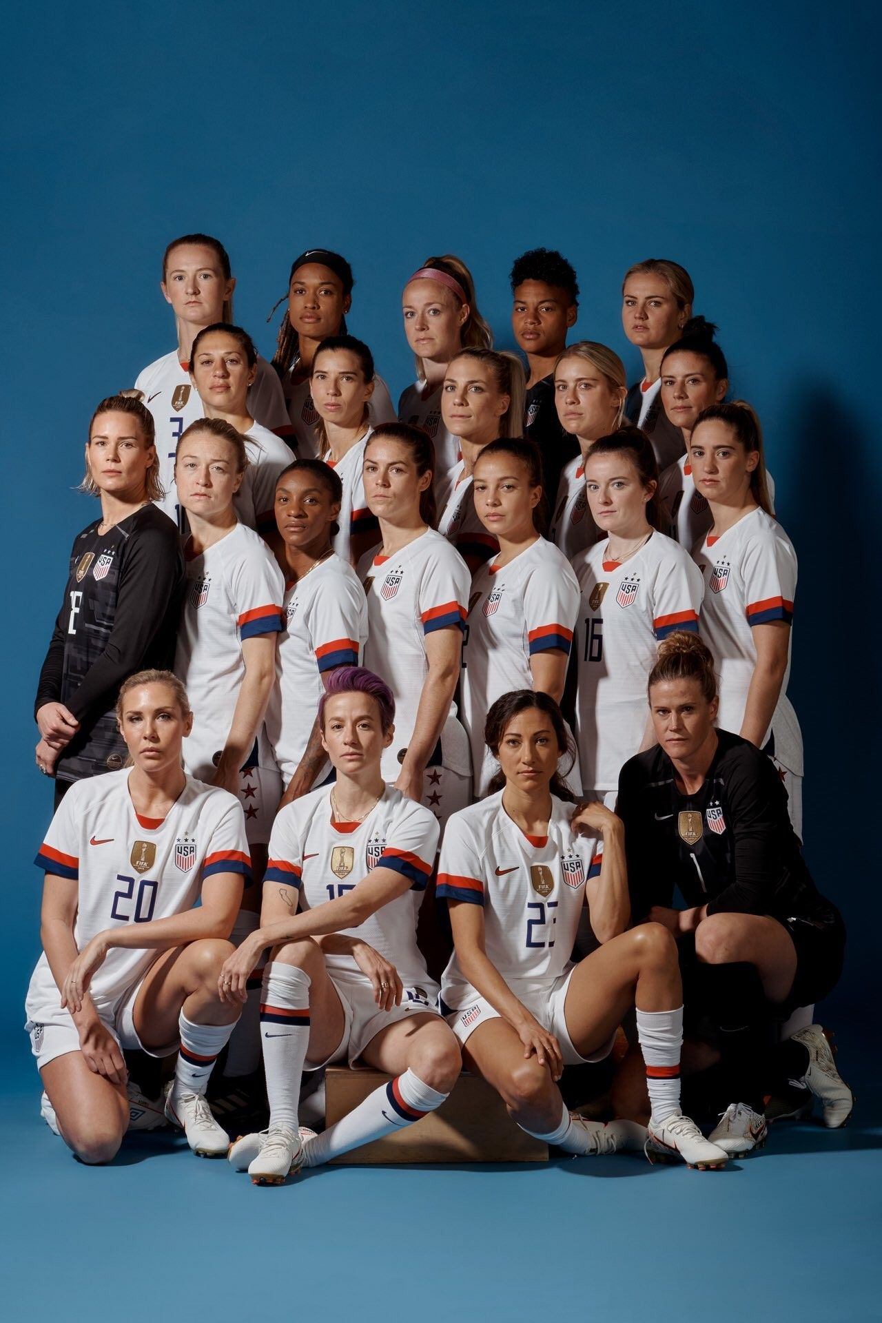 Pin By Ada Herrera On Soccer In 2020 Usa Soccer Women Us Women S National Soccer Team Usa Soccer Team