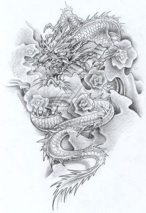 Japanese Dragon Tattoo Designs 9 Art Pinterest Tattoo Ideen