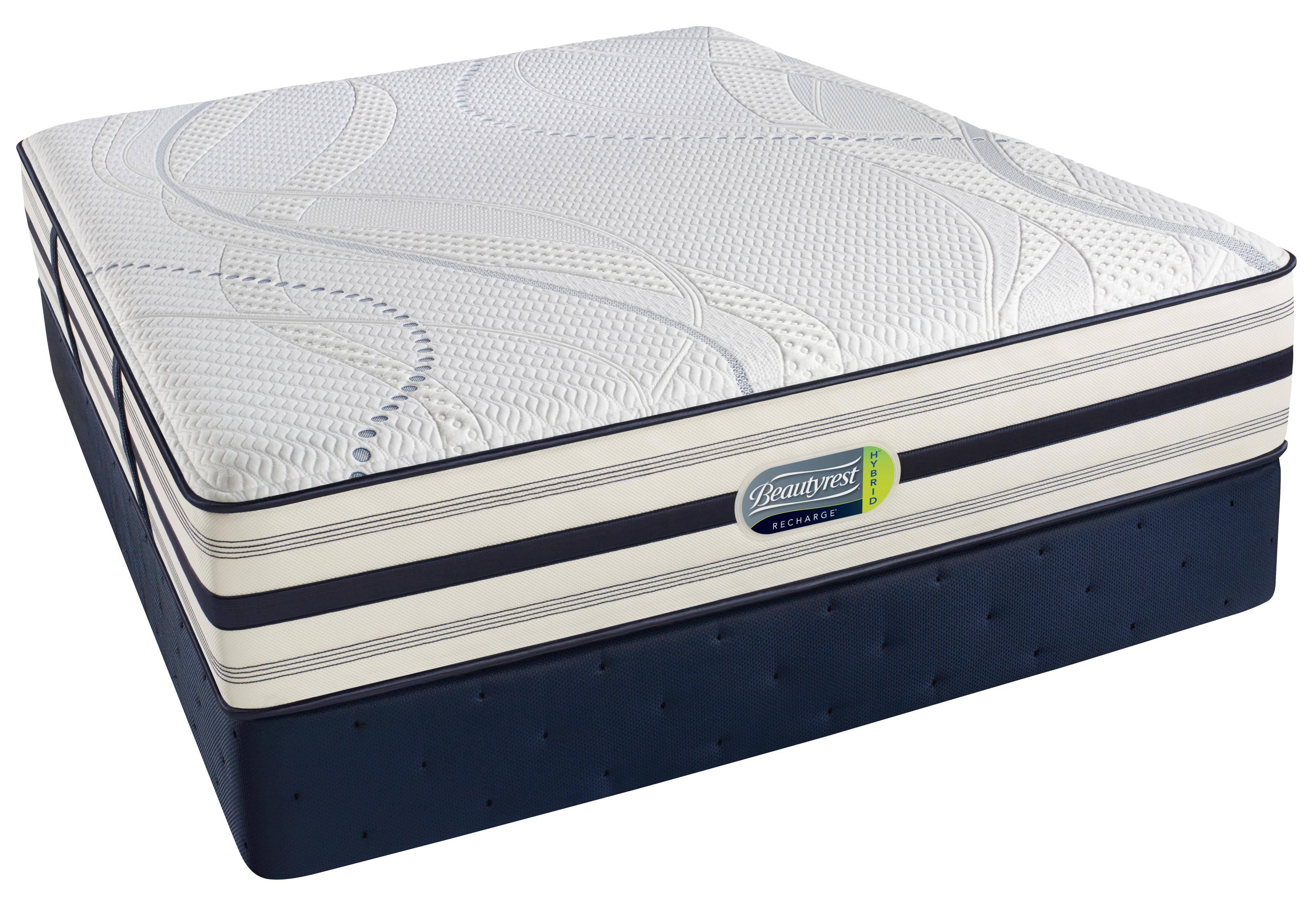 simmons beautyrest penelope ultimate plush evenloft twin xl mattress set recharge hybrid