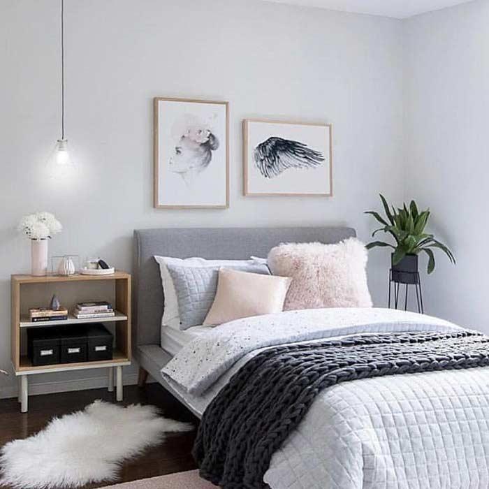 simple room ideen für die dekoration eines raumes mit