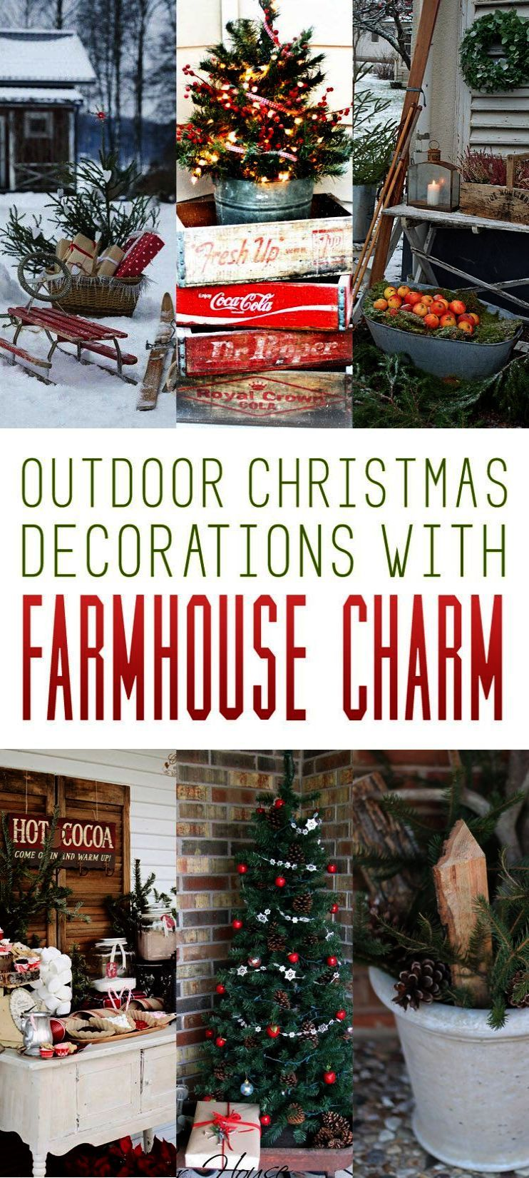 Look what i found ueue christmas decorations diy pinterest outdoor