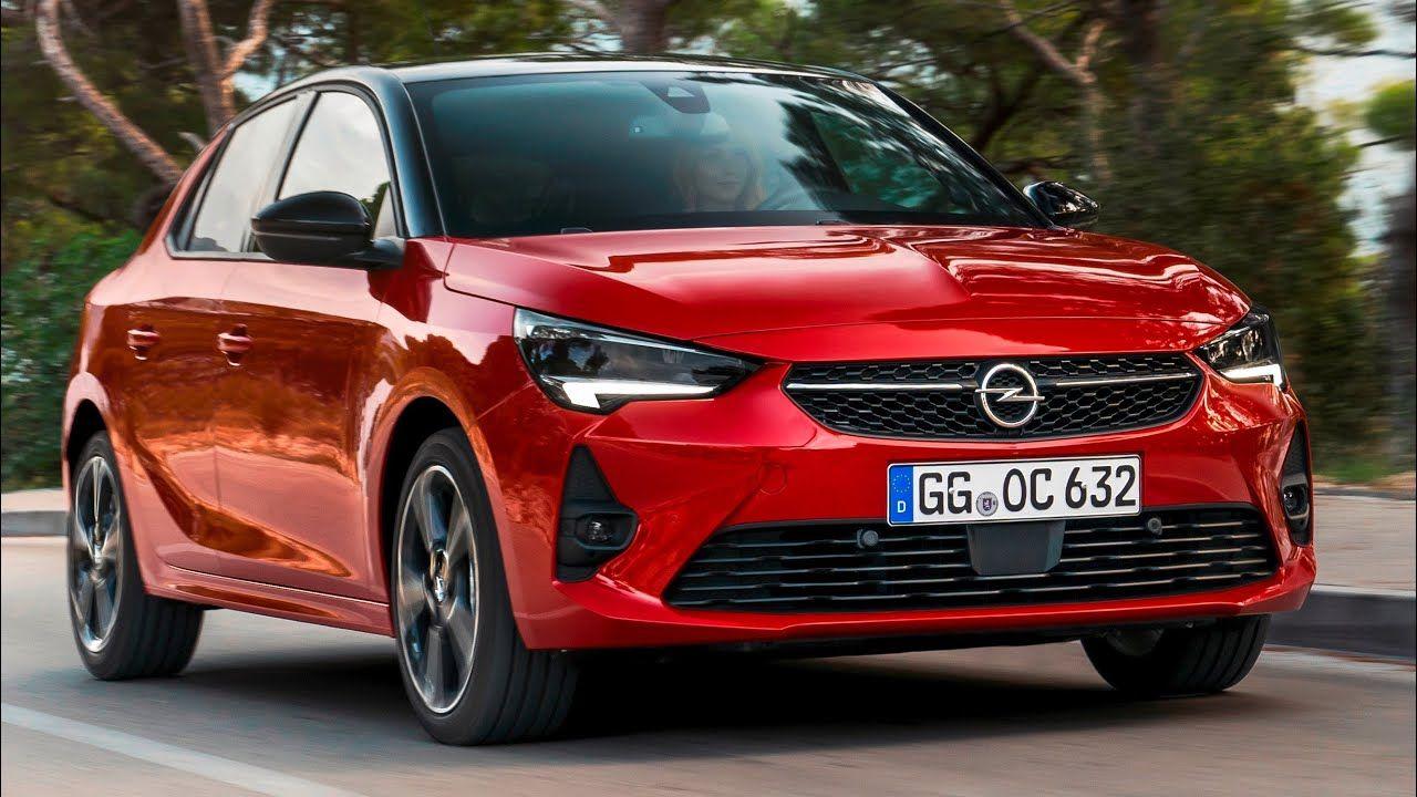 2020 Opel Corsa Gs Line Opel Corsa Opel Sport Seats