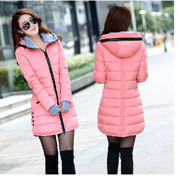 Pink Winter Jackets For Women - My Jacket