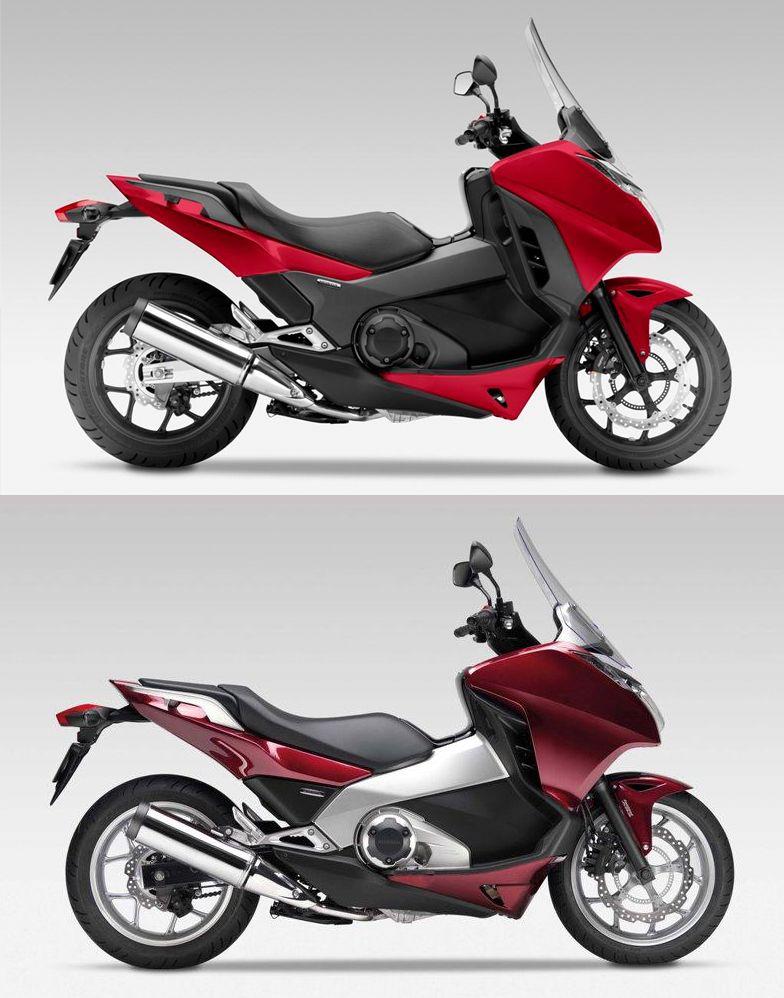 Honda Integra 750 Top Vs Integra 700 Mobil Mewah Mobil