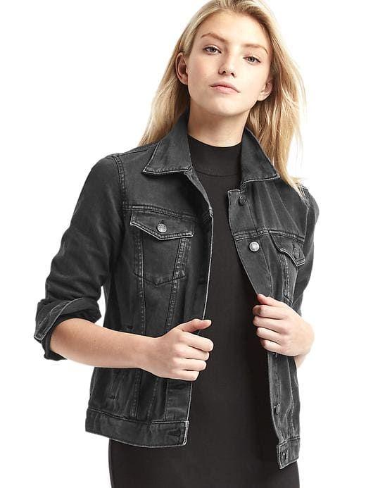 Gap womens icon jacket