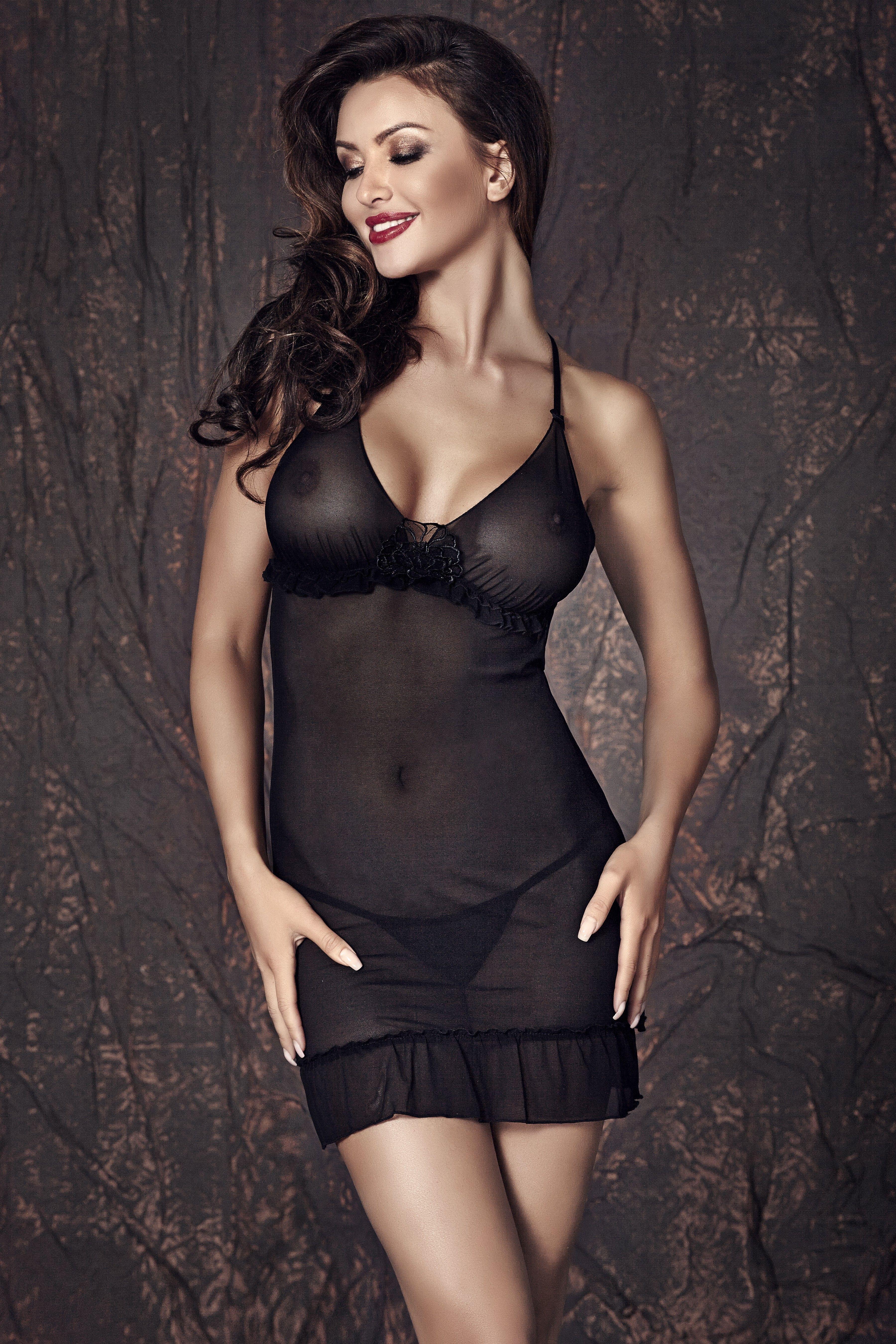7df32fa5e0d Nuisette Nala - Anaïs | transparent lingerie | Sexy lingerie ...