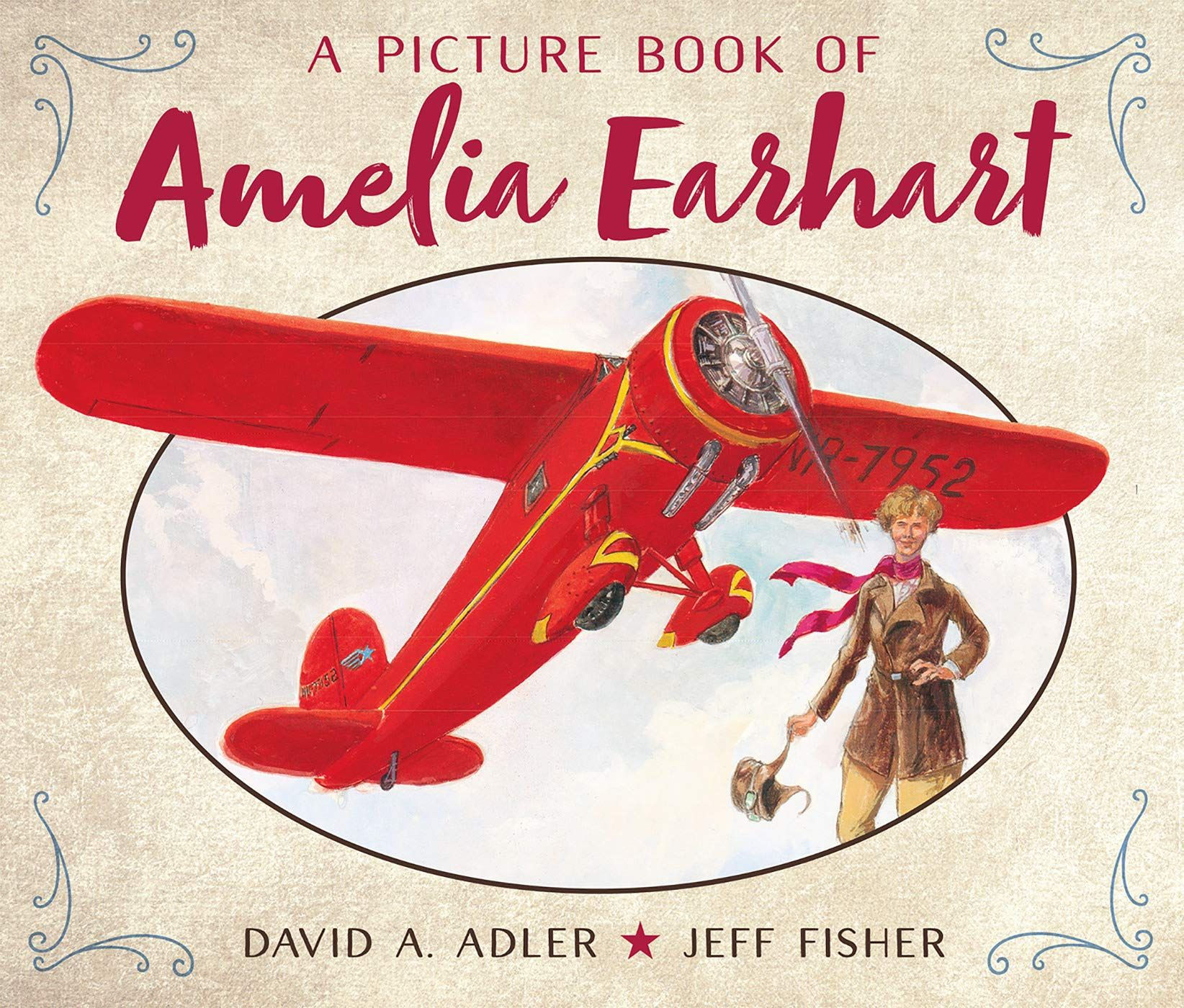 A picture book of amelia earhart picture book biography