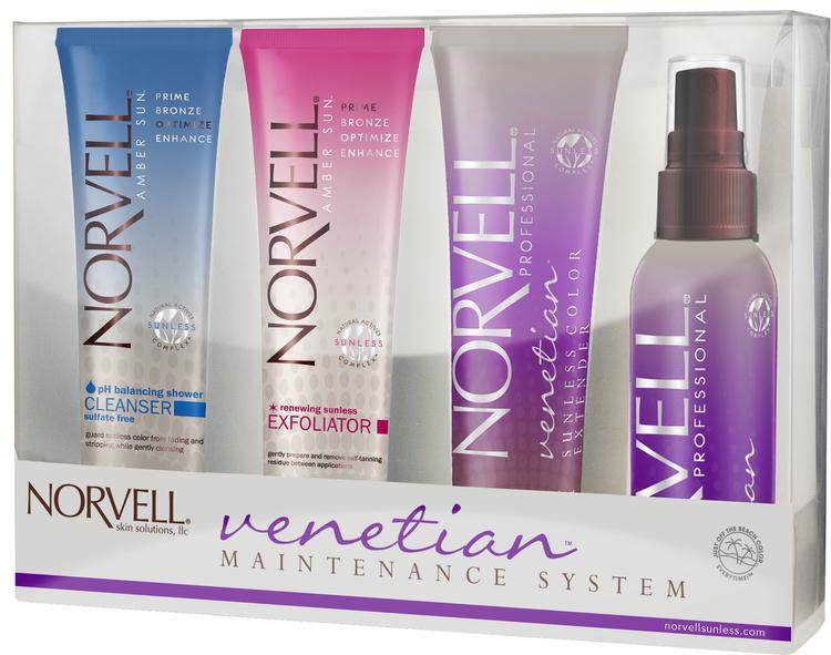 Norvell Maintenance System Spray tan equipment