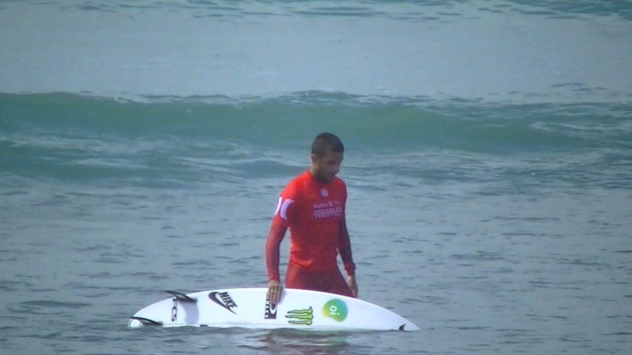Filipe Toledo Surfing Trestles 2017 Surfing Highlights