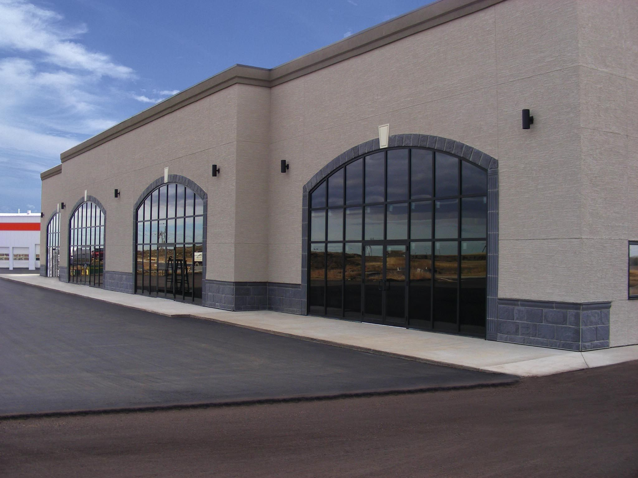 Engineered steel building system by Robertson Building Systems. Visit RobertsonBuildings.com or call 800-387-5335 to learn more.