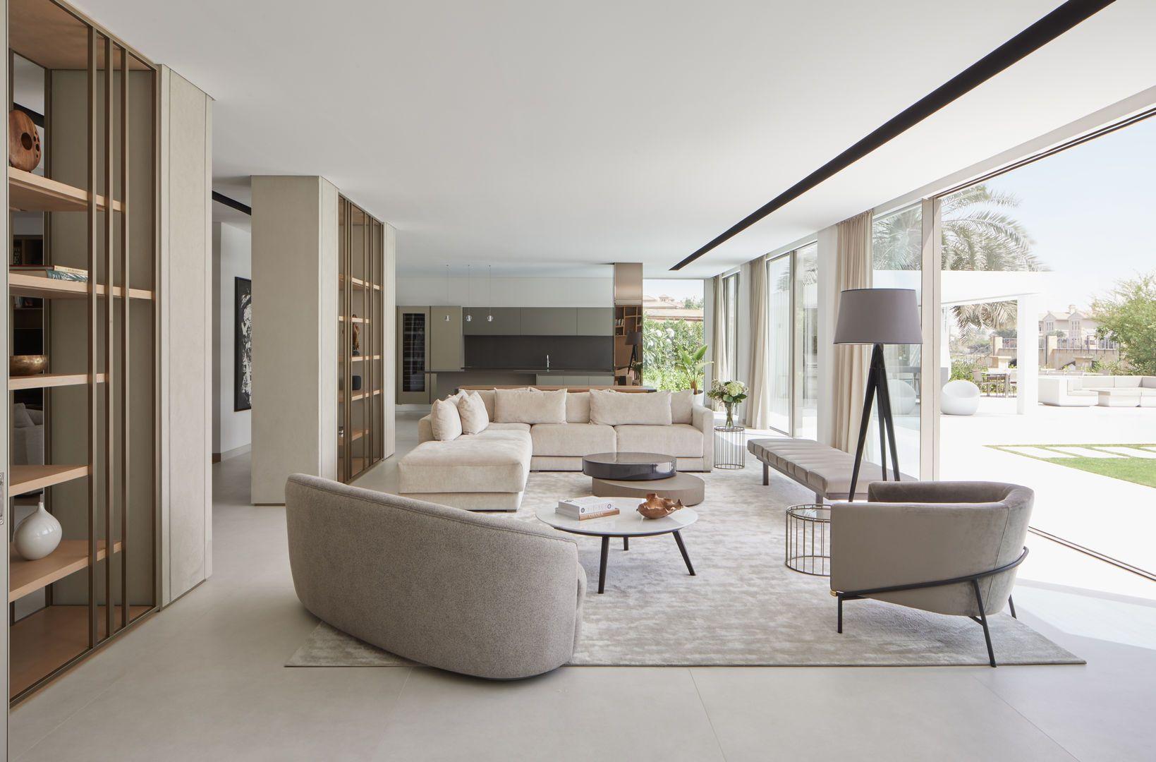 Roar Transforms This Aging Dubai Villa Into A Minimalist Dream