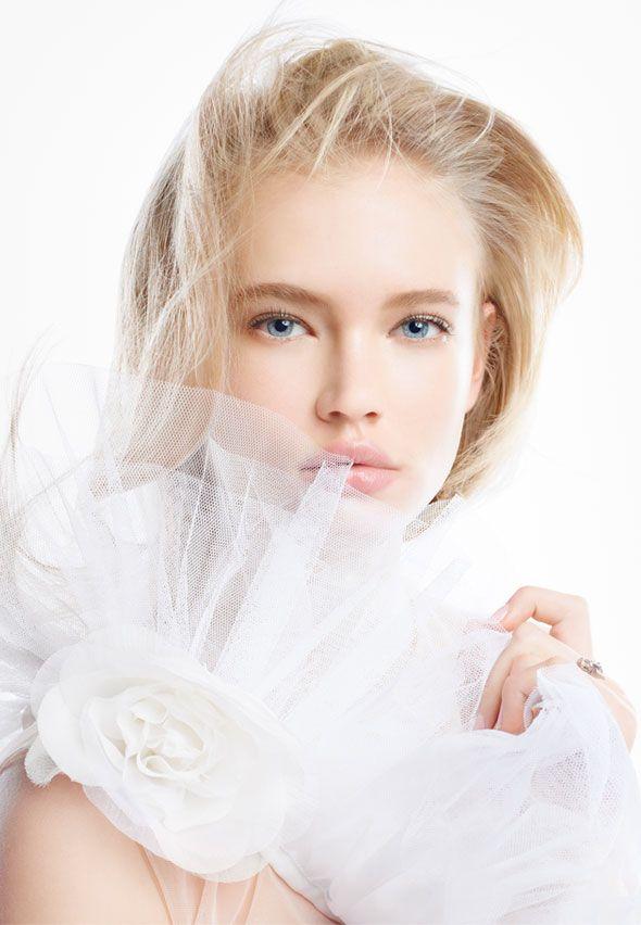 cool chic style fashion: Rose + Romantico + Femminile = Poesia