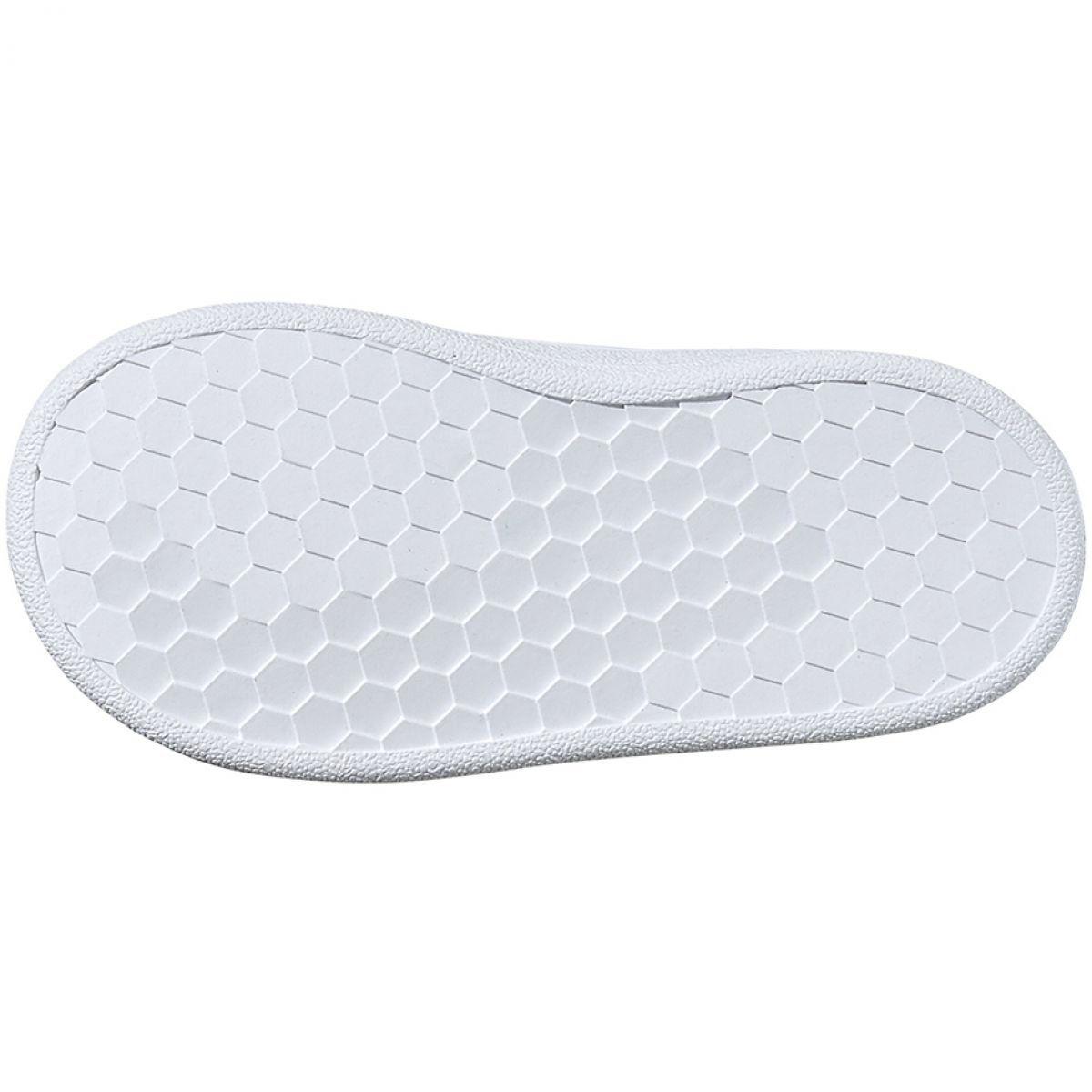 Buty Adidas Advantage I Jr Ef0305 Biale Adidas White Shoes Sports Shoes Adidas Shoes