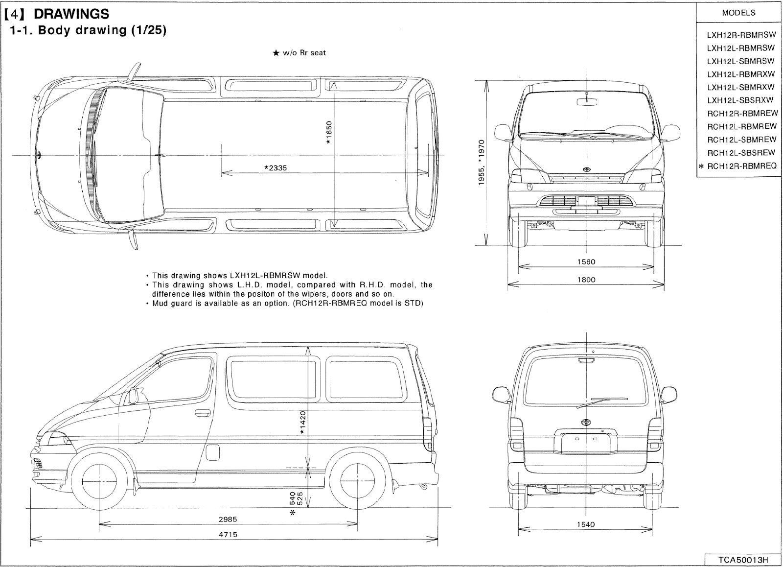New    Van         Wiring       Diagram    Database