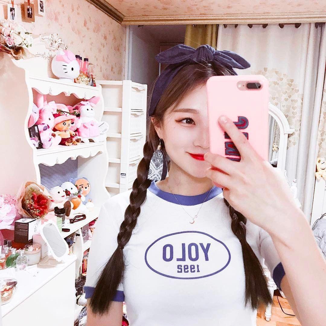 ulzzang #hairstyle #gini_s2_ #bestkoreanfashion | korean