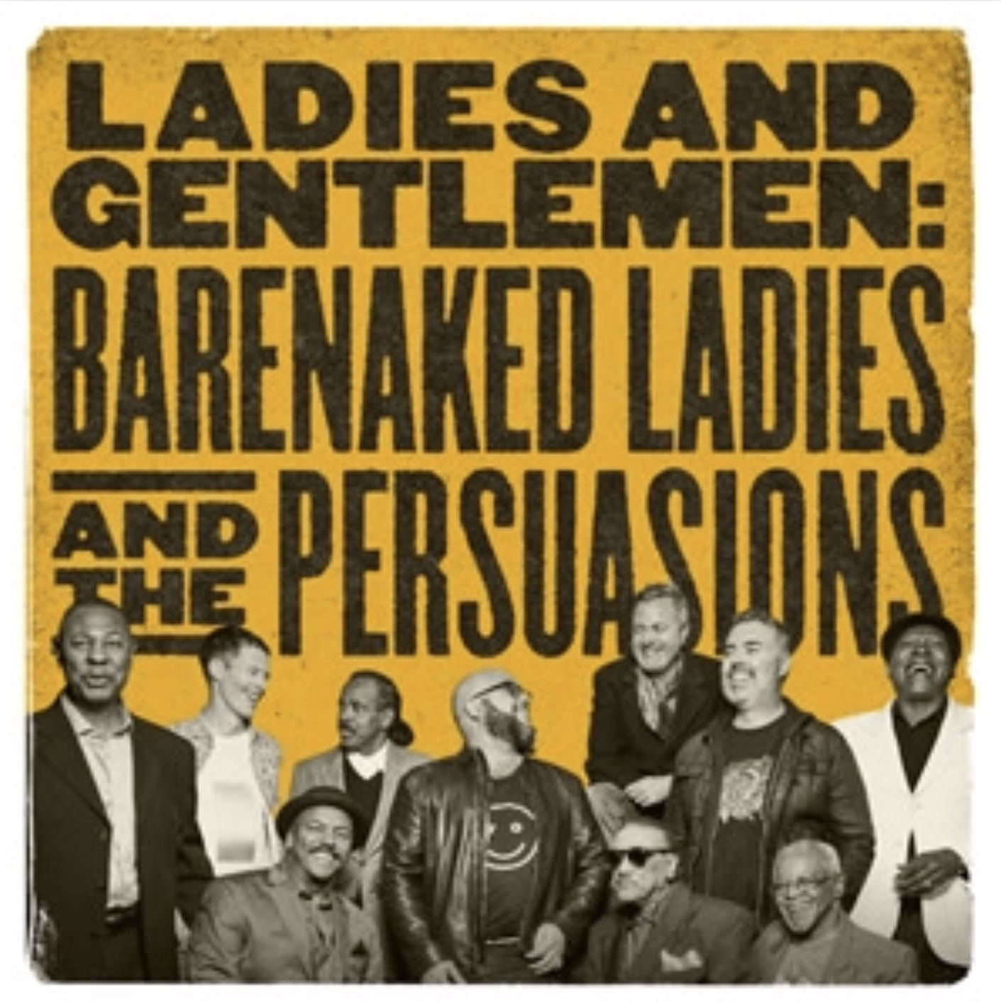 Barenaked easy lady