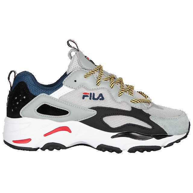 dc714ab6 Fila Ray Tracer - Boys' Grade School Jordans Sneakers, Air Max Sneakers, Air