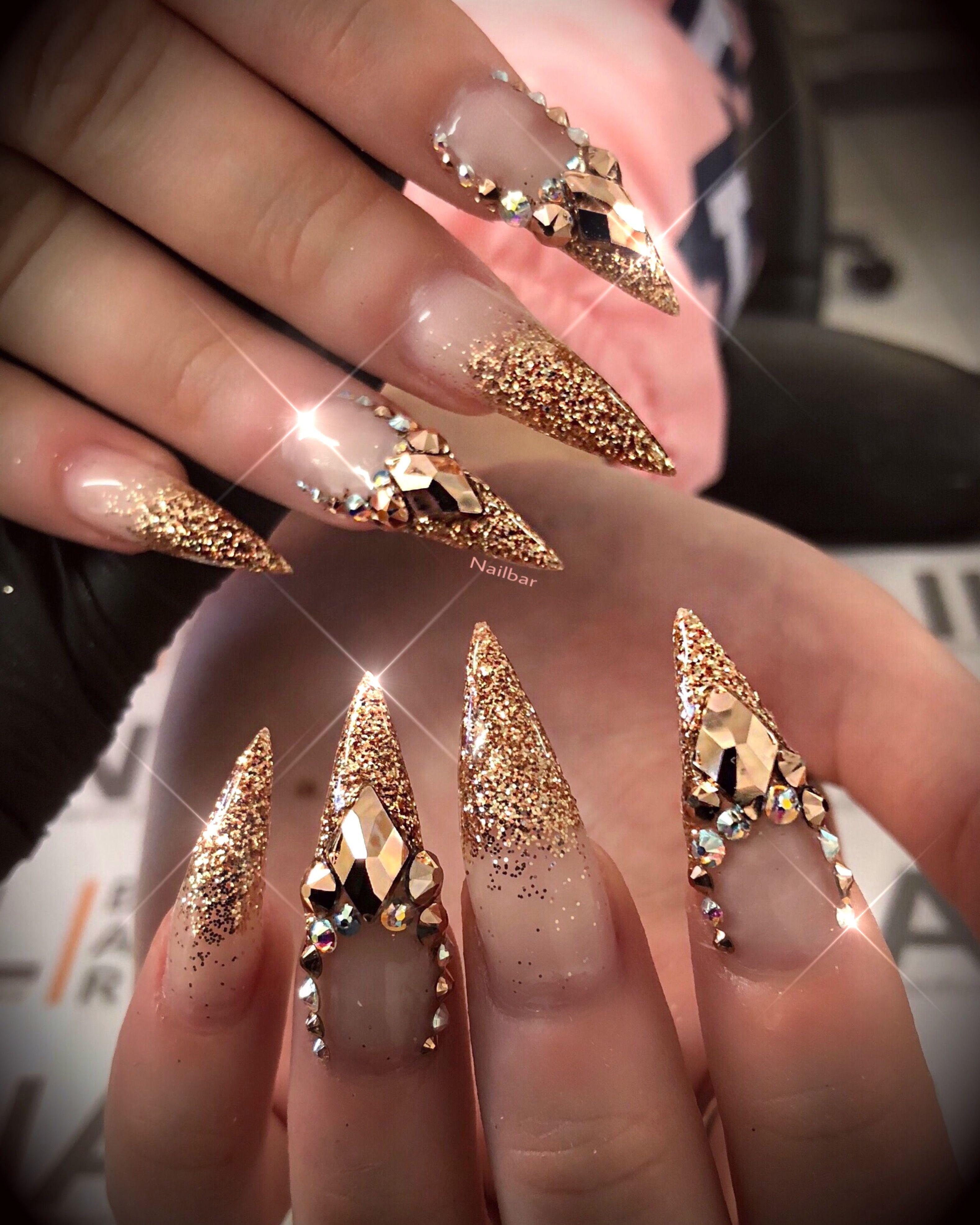 Pin by Miriam Salinas on Nails | Pinterest | Nail nail, Make up and ...