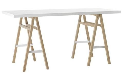 $245 Collapsible Sawhorse Table