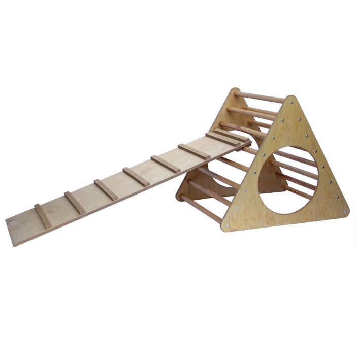 Pikler Triangle Climbing Frame - Play to Grow Toys - 2 | piker ...