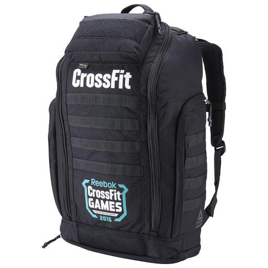 Reebok CrossFit Games Backpack - Black  2a6fff627