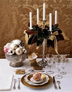 Christmas Candelabra Table Great Way To Decorate A Candelabra With Ribbons Holiday Candelabra Christmas Candelabra Christmas Centerpieces