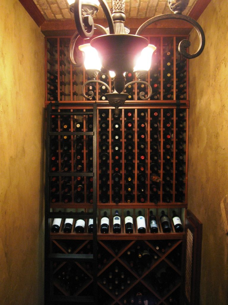 Wine cellar & Wine racks and cellar design by Kessick Wine Cellars | Wine Cellars ...