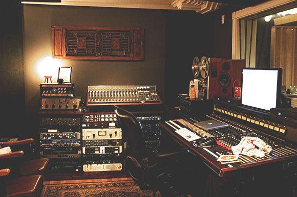 Daytrotter Session: Big Light Studios, Nashville TN | Free People Blog #freepeople