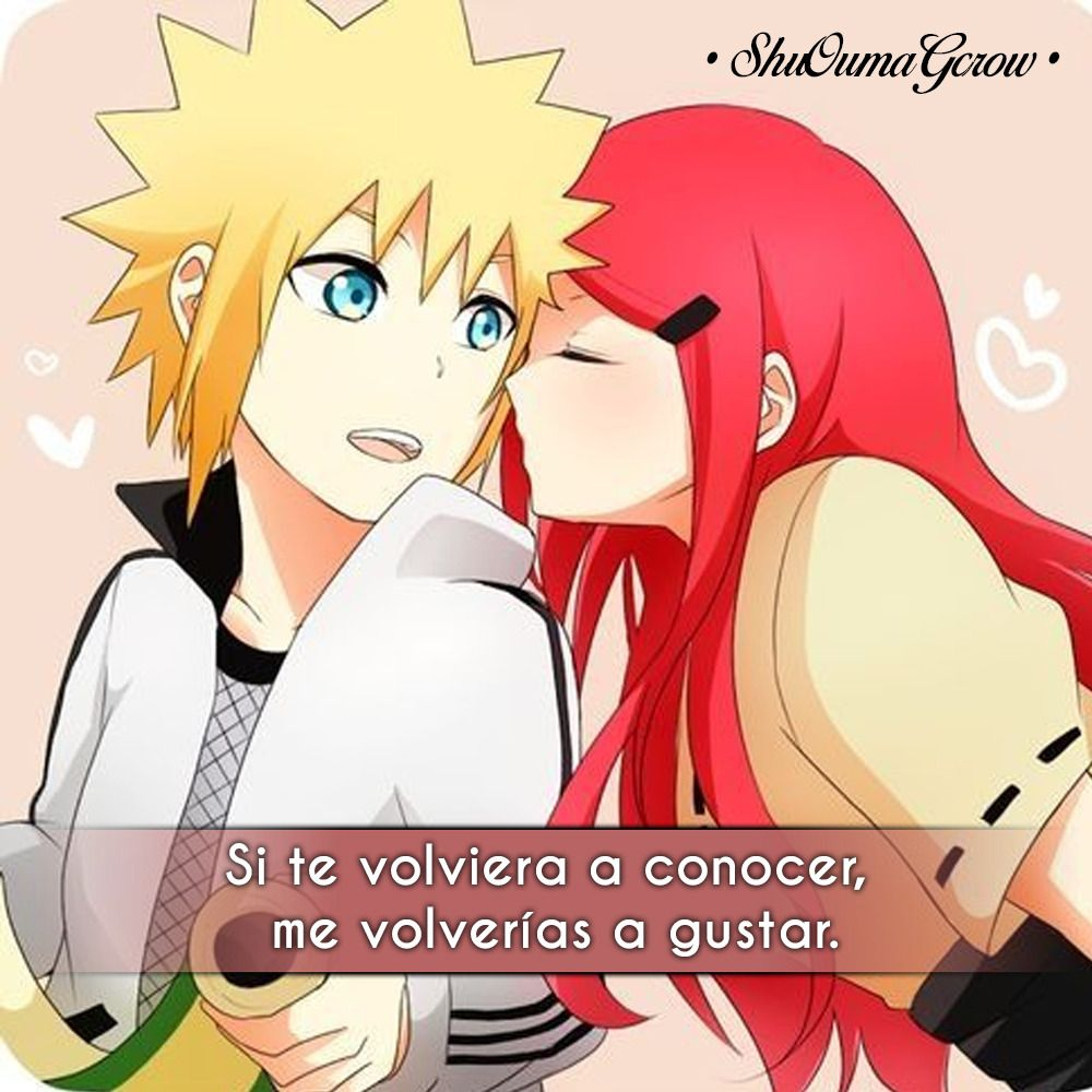 Si Te Volviera Shuoumagcrow Anime Frases Anime Frases Frases