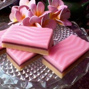 Raspberry Slice Soap