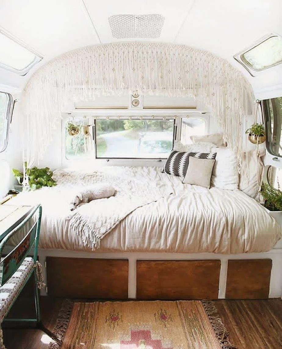 15 Best Campervan Self Build Ideas Remodel Bedroom Caravan Interior Caravan Makeover