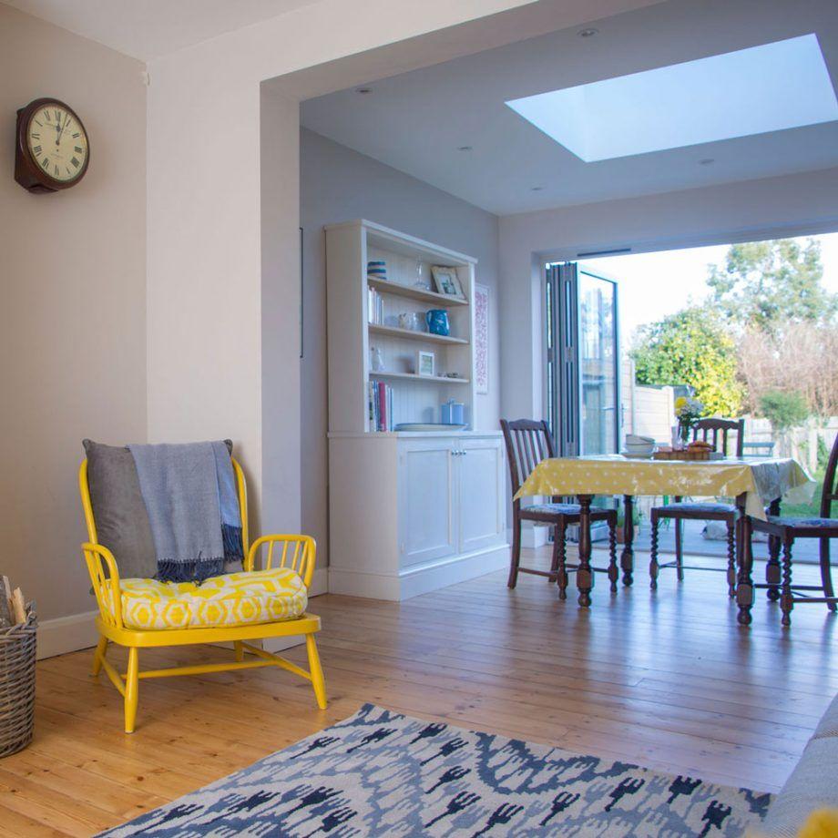 Open Plan Living Room Ideas To Inspire You Livingroom Music Room