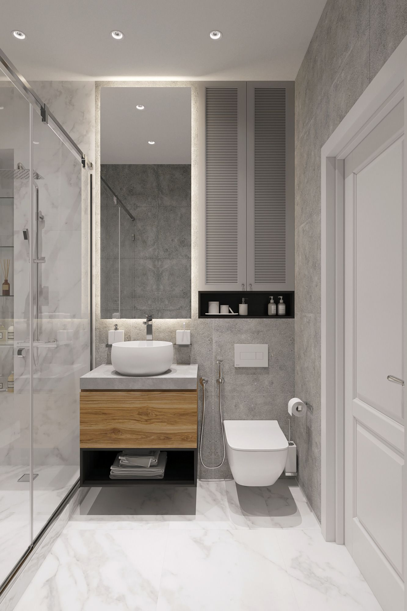 Family Apartment On Behance Karen In 2019 Bathroom