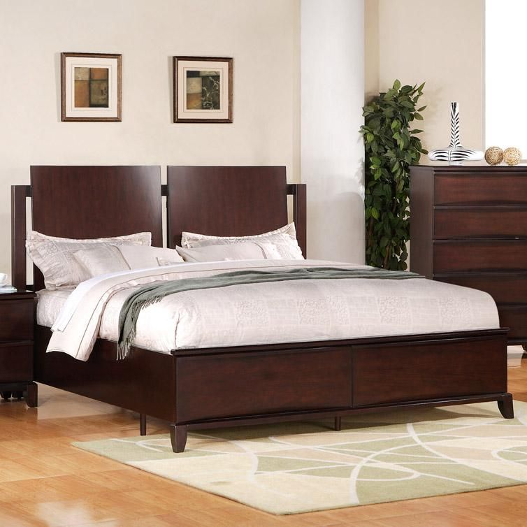 Continental King Bed By Folio 21