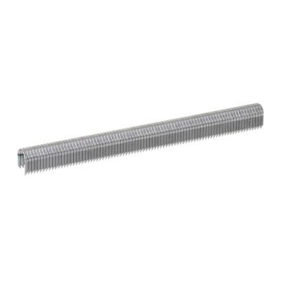 Arrow Fastener T 25 1 4 In X 3 8 In Gray Galvanized 20 Gauge Steel Staples For Category 5 And Telephone Wiring 1 000 Pack 256 Steel Fasteners Galvanized Steel