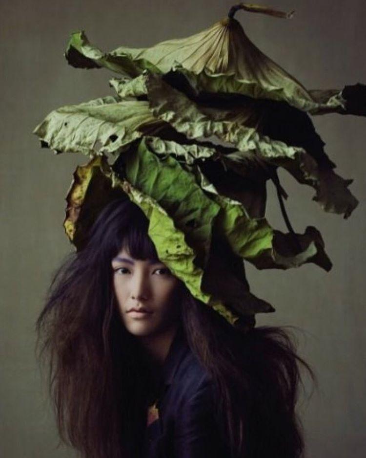 ML muse - Vogue Korea 2014 🌱
