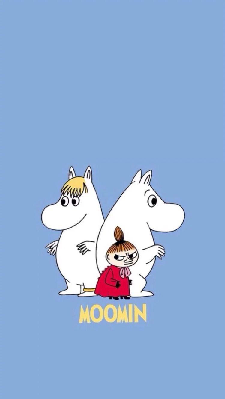 ムーミン Moomin 08 Iphone壁紙 ただひたすらiphoneの壁紙が集まるサイト Moomin Wallpaper Cartoon Sketches Tove Jansson
