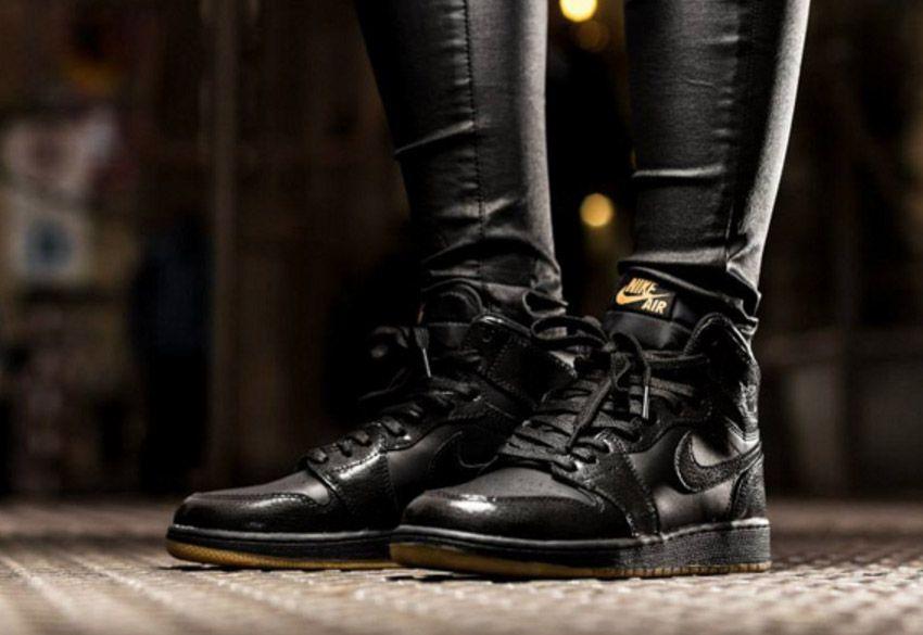 9 Nike Air Jordan 1 \