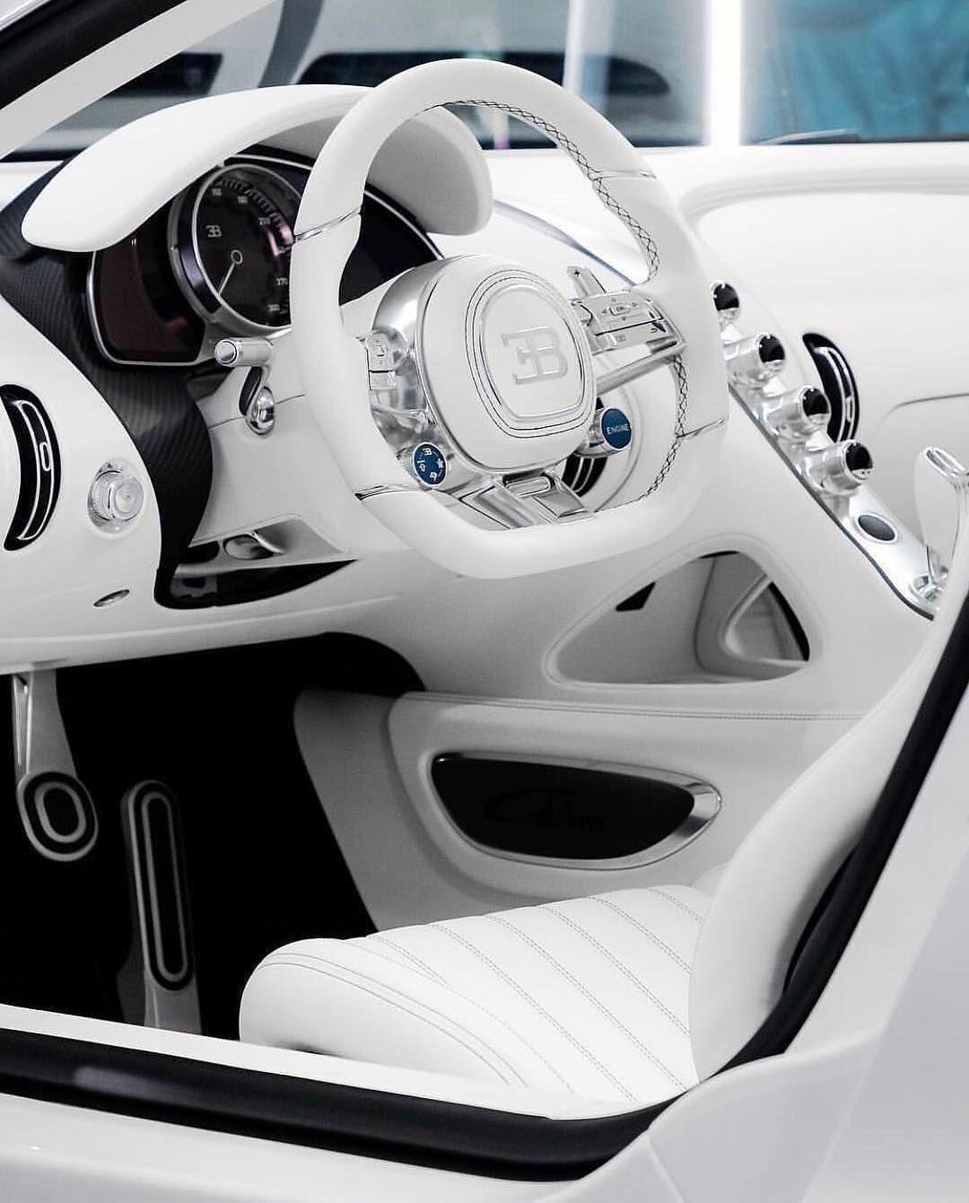 World Of Luxuryz On Instagram Obprestigeauto S Amazing On World Of Luxuryz On Instagram Bugatti Chiron Interior Bugatti Veyron Interior Bugatti Cars