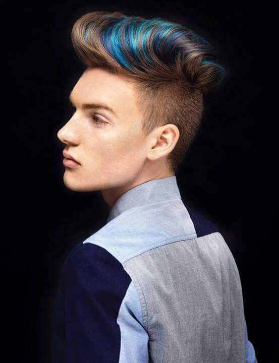 Pin By Jaclyn Stringer On Mikey Men Hair Color Cool Hair Color Hot Hair Colors