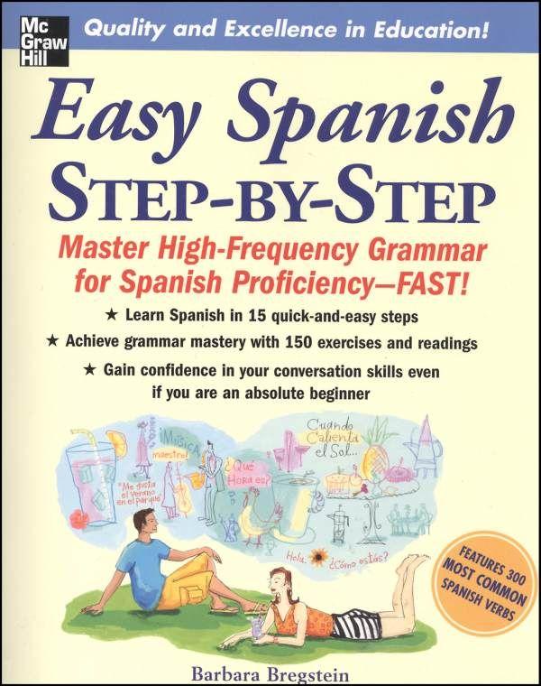 Easy Spanish Step By Step   Spanish   Learning spanish