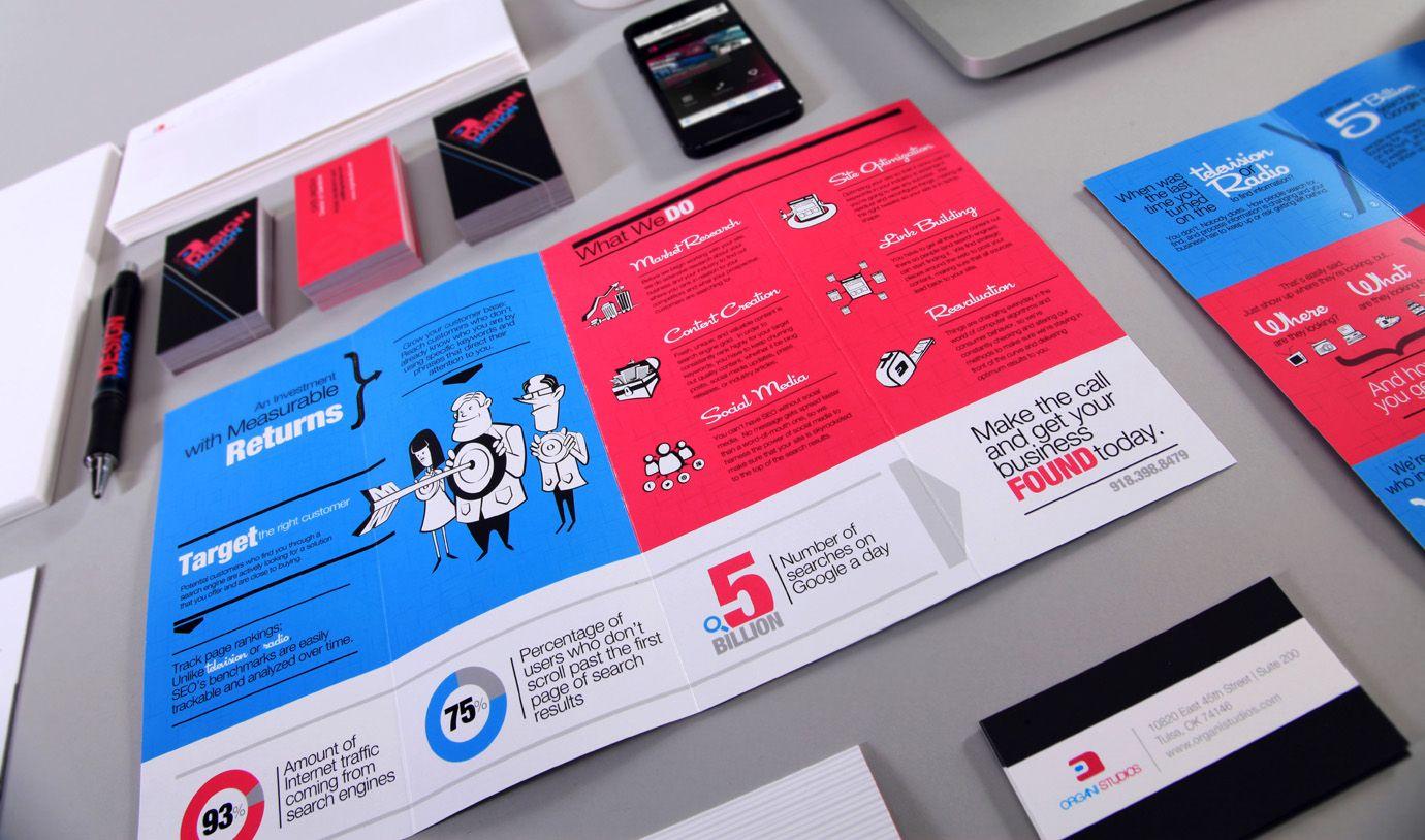 Organi Studios   Business Cards   Stationary   Brochure   Web Design ...