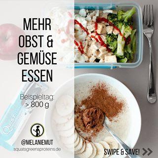 Zwei Rezepte für Overnight Oats - Gesundes Frühstück To Go #obstgemüse