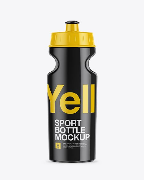 Download Glossy Sport Bottle Mockup In Bottle Mockups On Yellow Images Object Mockups Bottle Mockup Mockup Free Psd Mockup Free Download