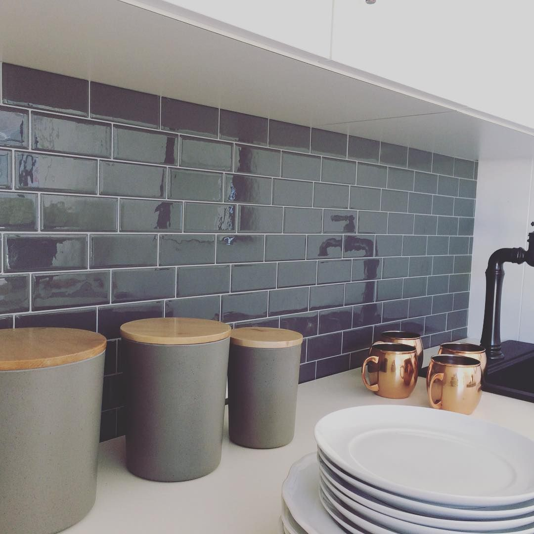 Photo Of Kitchen Tiles: Coolest Thing EVERrrrr! Stick On Tiles For Your Backsplash