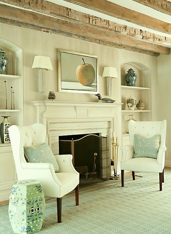 Have You Seen These Popular Living Rooms On Pinterest French Country Living Room Country Living Room Design Country Living Room