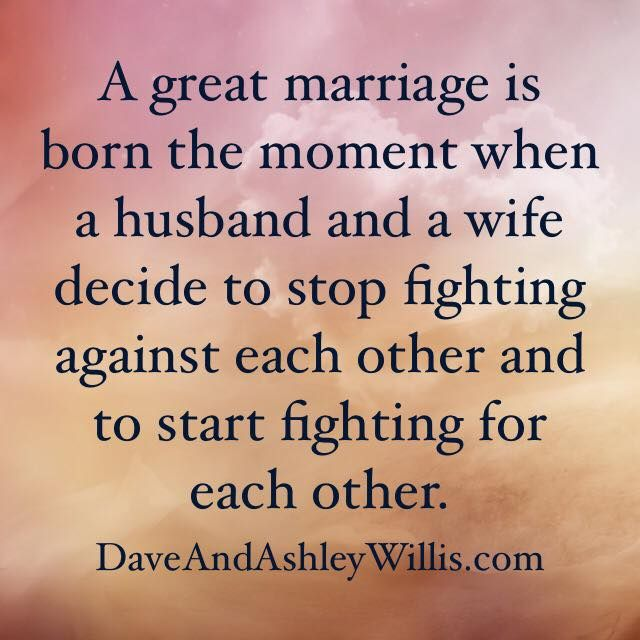 Fight For Marriage Quotes