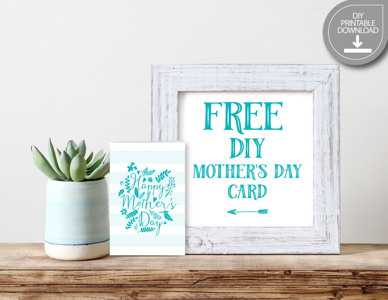 Mothers Day FREE Printable DIY-01