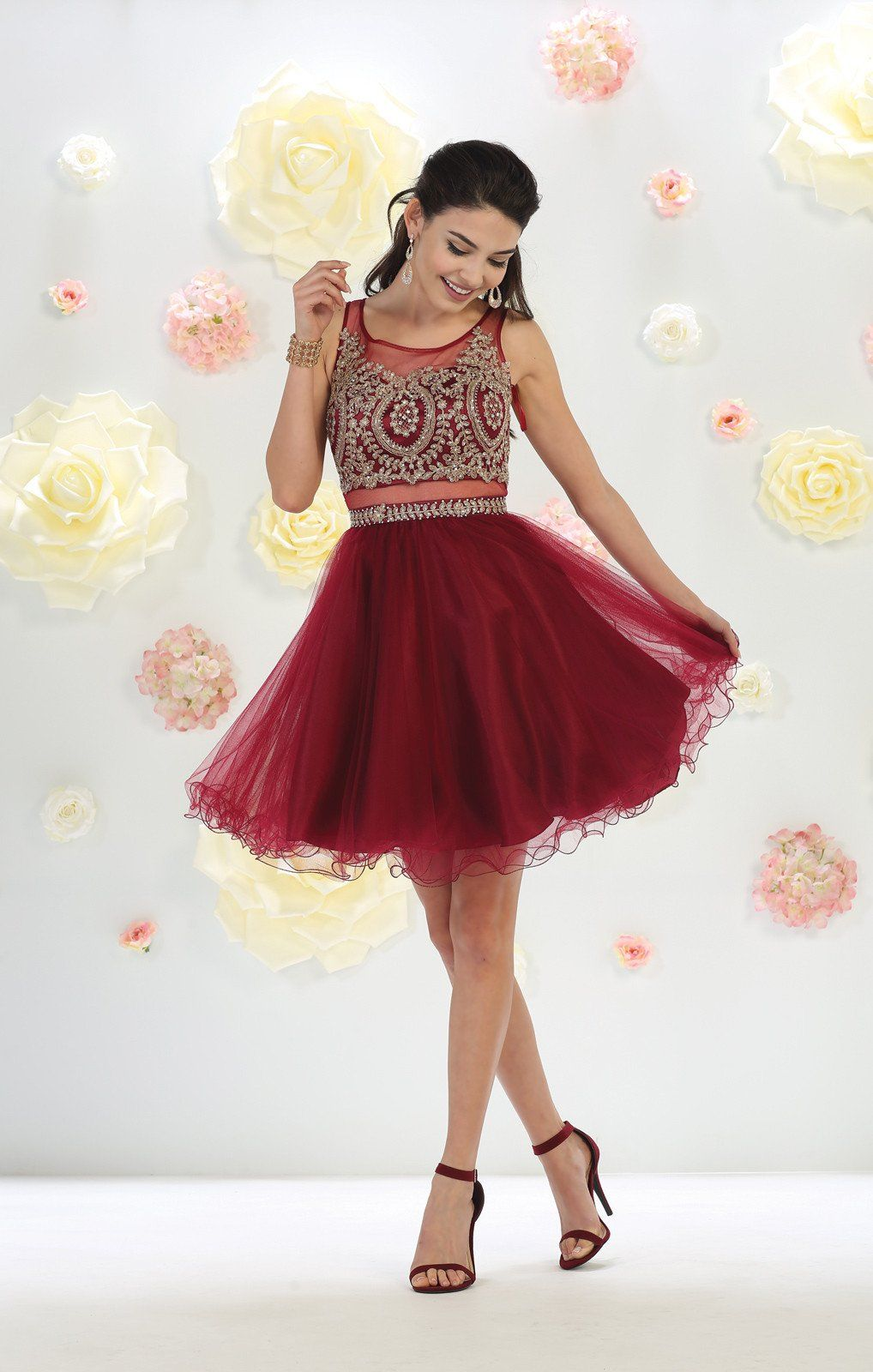 Short prom dress homecoming products pinterest short prom