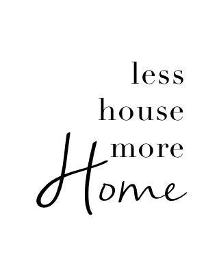 less house more home | small spaces @ modfarm | Pinterest | House ...